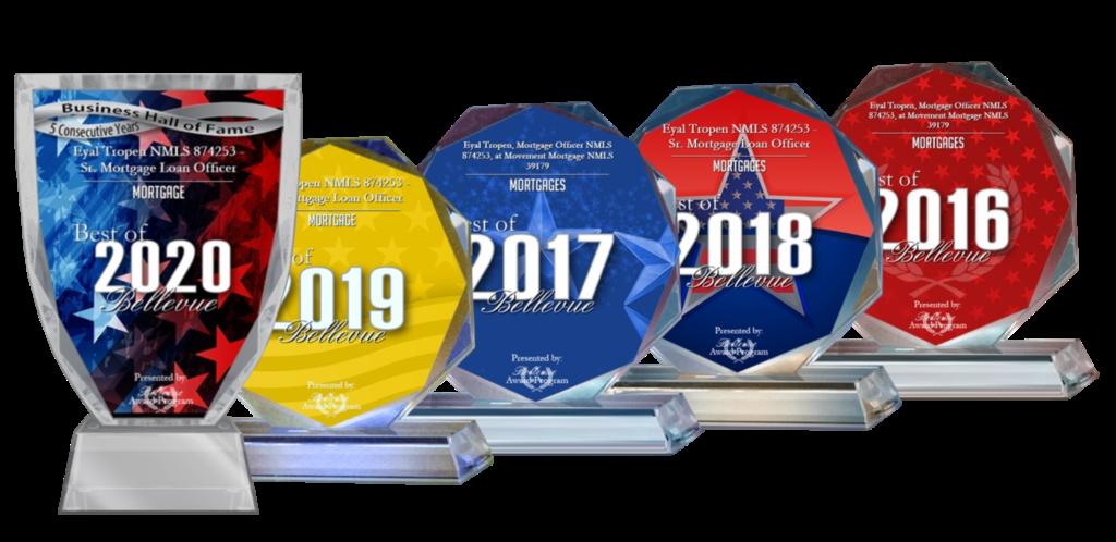 Best of Bellevue 2016-2020