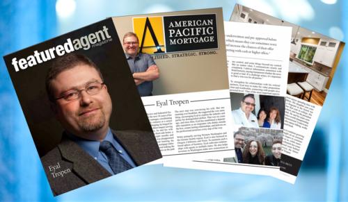 Featured Agent Magazine